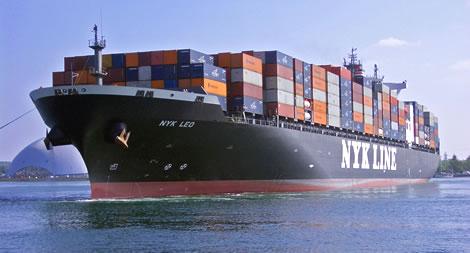 Inilah 10 Perusahaan Kapal Kontainer Terbesar Di Dunia Yang Wajib Di Ketahui