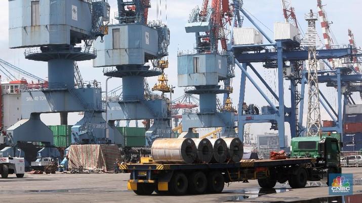Mendongkrak kegiatan ekspor/impor, Tanjung Priok direncanakan buka 24 jam setiap hari